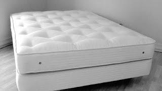 видео Выбираем удобный матрас для комфортного сна