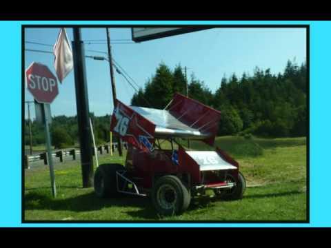 Coos Bay Speedway, Coos Bay, Oregon - Track #1,853