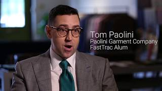 Tom Paolini | Paolini Garment Company | Fighting Silos