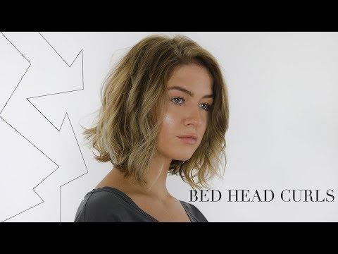 BED HEAD CURLS | Shelbey Wilson