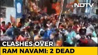 2 Killed In Clashes During Ram Navami Celebrations In Bengal