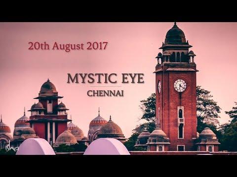 Mystic Eye with Sadhguru in Chennai on 20th Aug, 2017