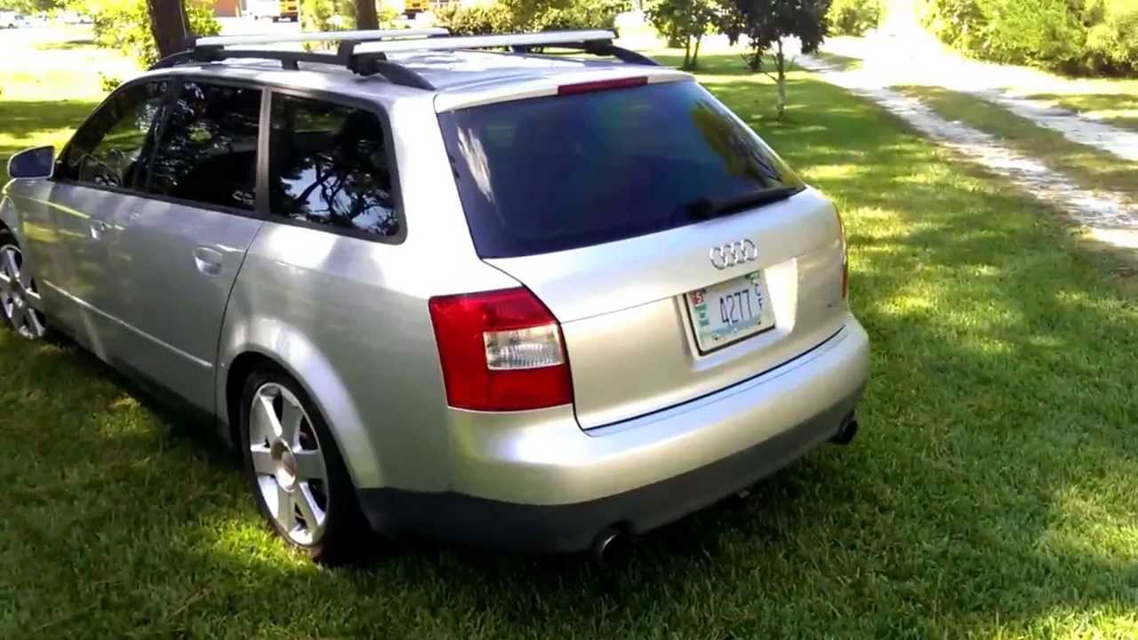 2003 audi a4 avant interior youtube. Black Bedroom Furniture Sets. Home Design Ideas