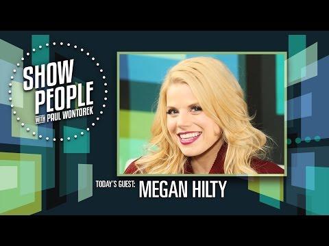 PEOPLE: Megan Hilty of NOISES OFF