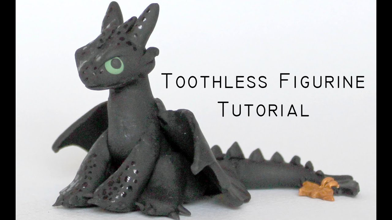 How to Make a Clay Dragon