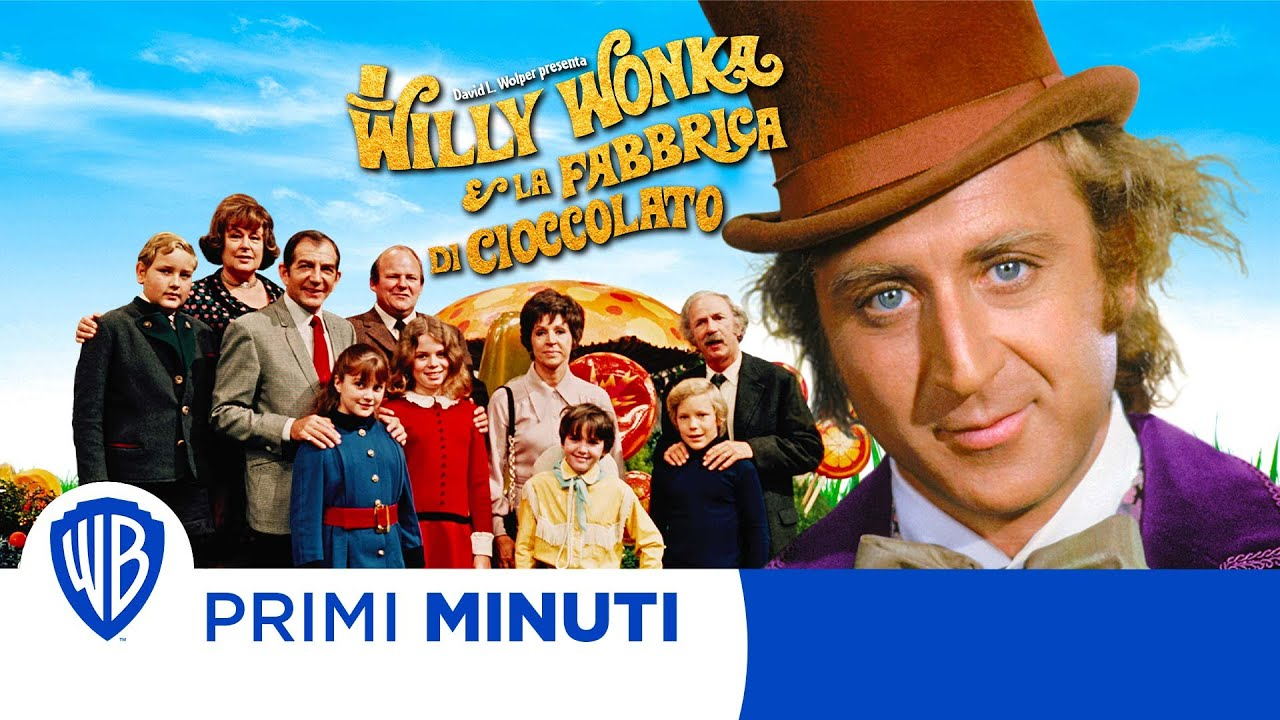 Primi Minuti Willy Wonka E La Fabbrica Di Cioccolato Youtube
