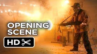 Sabotage Red Band OPENING SCENE (2014) - Arnold Schwarzenegger Movie HD