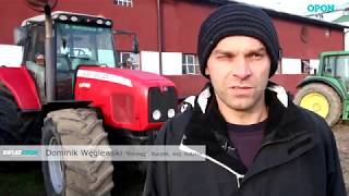 Czego rolnik oczekuje od opony? [WIZYTA W GOSPODARSTWIE]