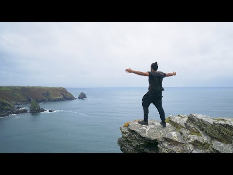 CORNWALL IS AMAZING! - American in the UK - Boscastle, England