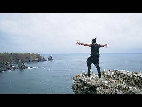 CORNWALL IS AMAZING! - American in the UK - Boscastle, England