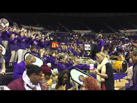 LSU Tigers Basketball Season Begins