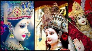 Navratri WhatsApp Status| Durga WhatsApp Status| Navratri Status video |Maa Durga Song | Full Screen
