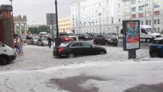 Град в Питере 2017! Московские ворота