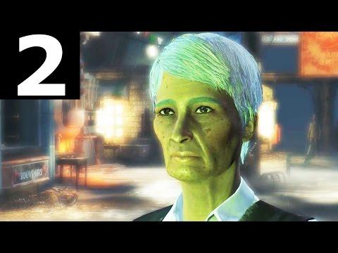 Fallout 4 Far Harbor Part 2 - Walk In The Park   Hull Breach - Walkthrough Gameplay