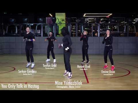 FIT ATTACK Cardio Boxing / Vol-6 Choreography By Mine Yılmazbilek