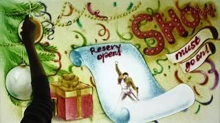 Песочное шоу Москва. песок на Новый год. Песочные картины скрасят шоу на свадьбу и видео открытка