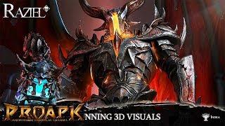 Raziel Dungeon Arena - Gameplay Video