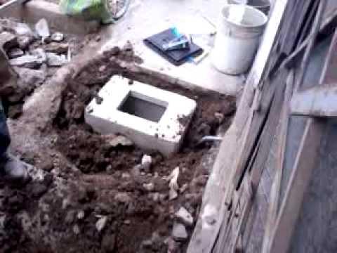 Instalacion medidor de agua en la casa de lima de - Medidor de agua ...