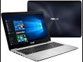Asus Laptop X556UQ youtube review thumbnail