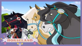 🐴💜 Horseland 🐴💜 Best of Season 2 🐴💜 NEW COMPILATION 🐴💜 Horse Cartoons 🐴💜 Videos For Kids