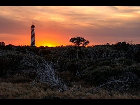 Traveling around North Carolina -  Trip to the Outer Banks (OBX) / Nags Head, North Carolina
