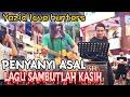Download Mp3 Sambut lah Kasih||Akhir Nya Dapat Rakam Depan Mata. Abg Yazid Penyanyi Asal Lovehunters