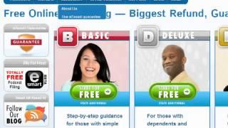 Online Tax Preparation