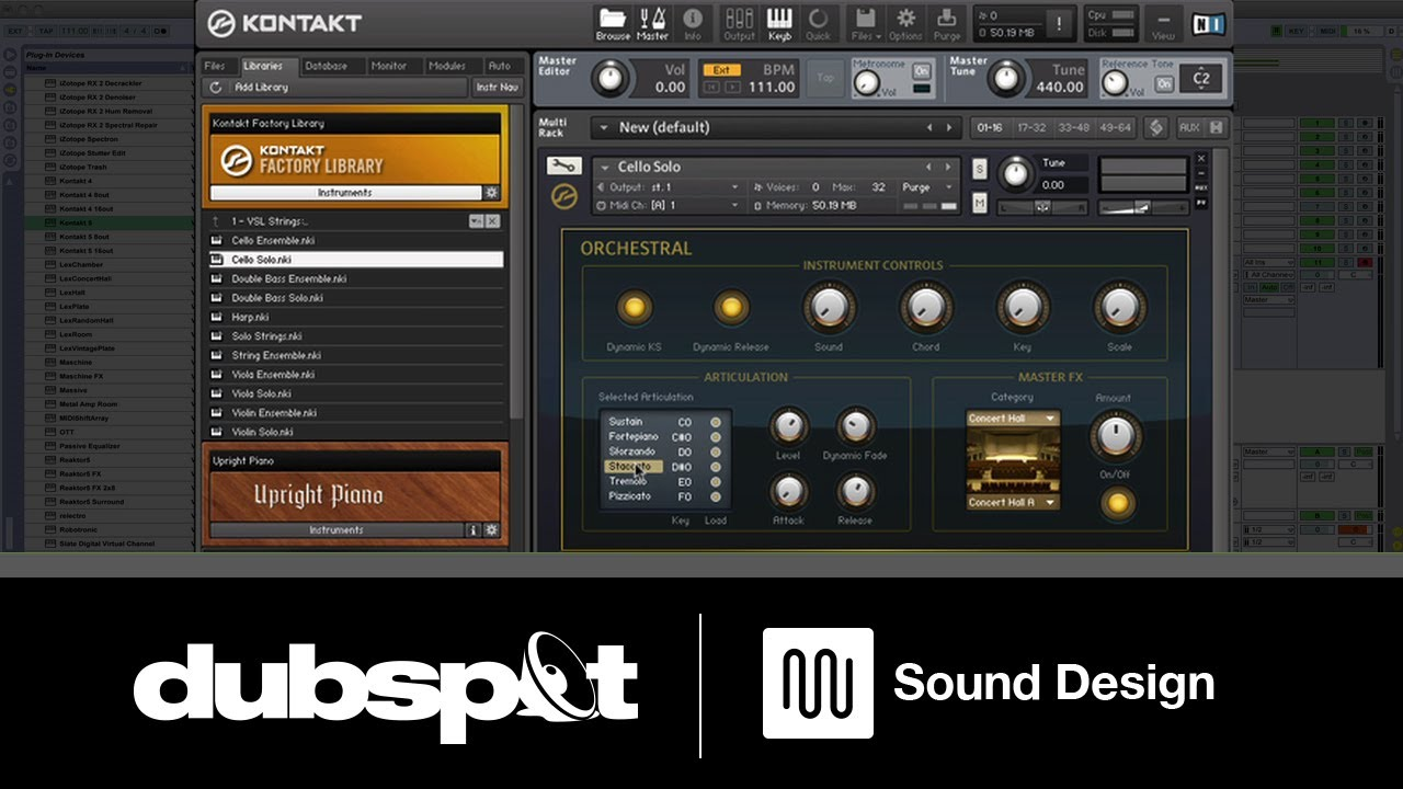 Kontakt 5 manual download - Sound Design Tutorial Create Custom Scripts In Native Instruments Kontakt