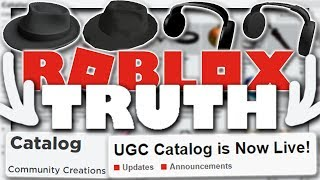 The Truth About Roblox UGC Drama