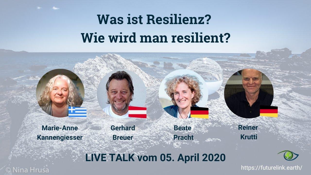 FUTURE LINK TALK #1 – Resilienz