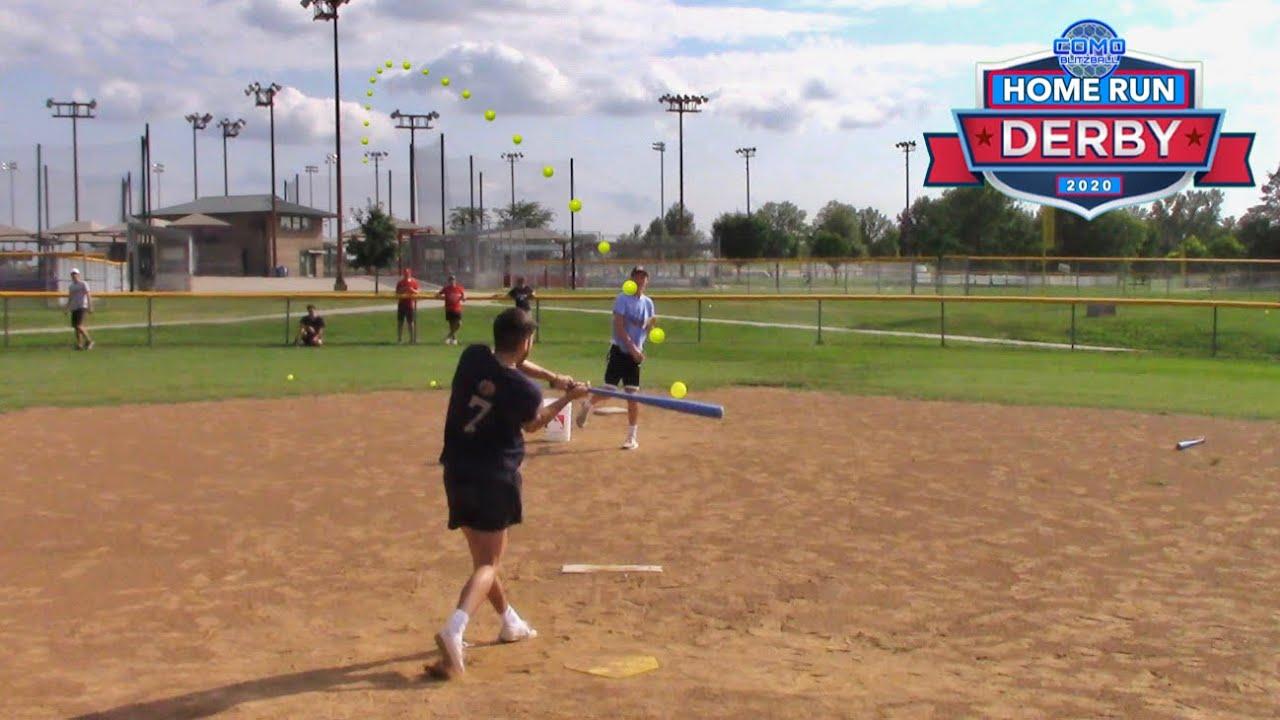 Home Run Derby 2020 | Como Blitzball