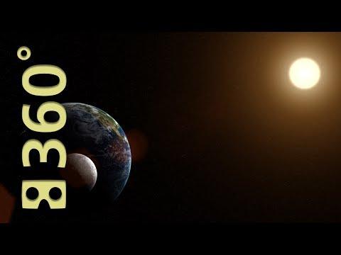 360° VR - Solar System  - Vilin 360