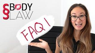 FAQ  1 - Fragen zu Jura / Rechtswissenschaften - Studium - Beruf - Alltag - Anwalt