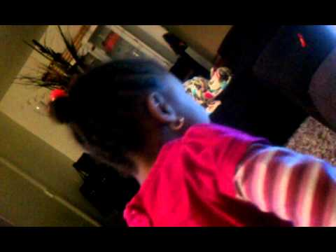 4yr old singin Anita Wilson He Shows Out