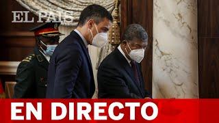 DIRECTO | SÁNCHEZ clausura el Foro empresarial España-Senegal