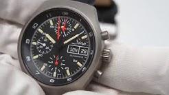 Sinn 157 Ti Chronograph