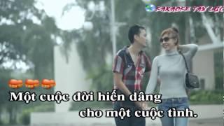 Trái Tim Anh Dành Tặng Em - karaoke - Huỳnh Bảo Khang