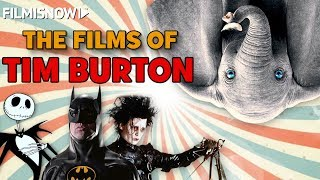 THE FILMS OF TIM BURTON | Director Signatures