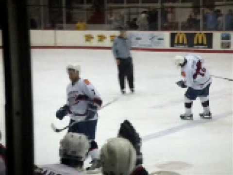 The Rocket's penalty shot 02/21/2009