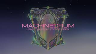 Machinedrum - 'Kane Train (feat. Freddie Gibbs)' (Official Audio)