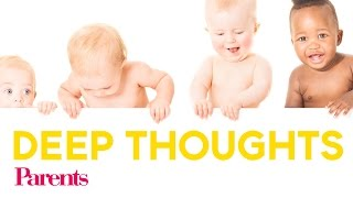 Deep Thoughts | If Babies Could Text | Parents
