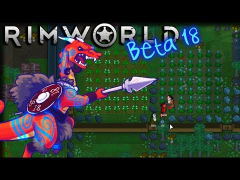 Drums of War – Rimworld [Beta 18] Extreme Tribal Gameplay – Let's Play Part 3