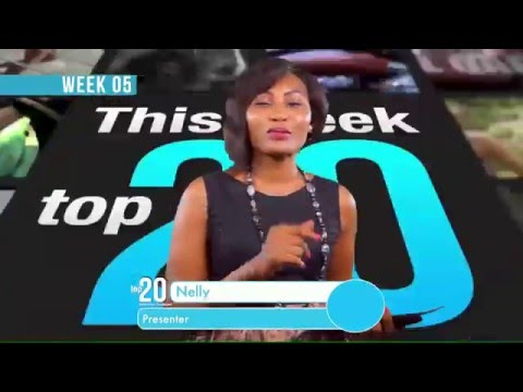 Top 20 Ghana Music Video Countdown - Week #5, 2016.