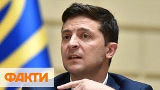 Зеленский выгнал депутата с рабочего совещания в Борисполе