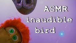 ASMR inaudible / unintelligible whispering + some Finnish / kuiskailua todella hiljaa, osin suomeksi