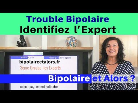 Trouble bipolaire Identifier le niveau Expert