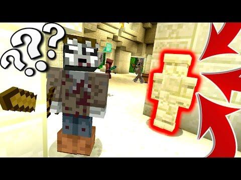CAMO SKIN TROLLING CHALLENGE !! I AM SANDSTONE !! - - Minecraft xbox battle mode