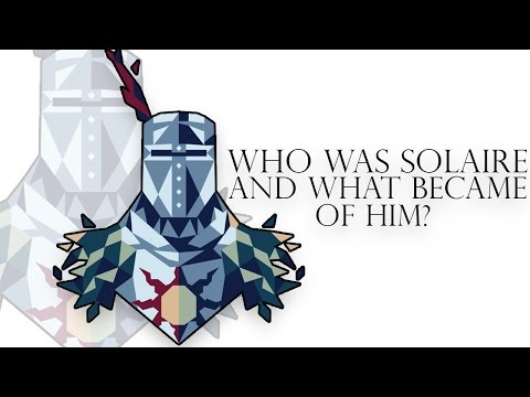 Dark Souls 3 Lore: Who Was Solaire, And What Became Of Him?