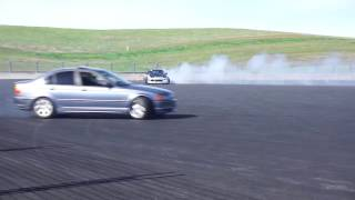 vq swapped s13 drifting at speedsf thunderhill 2017 02 12