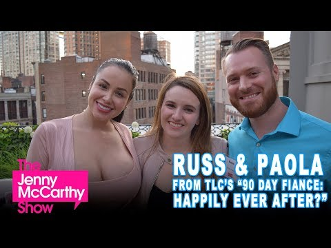 Russ & Paola from